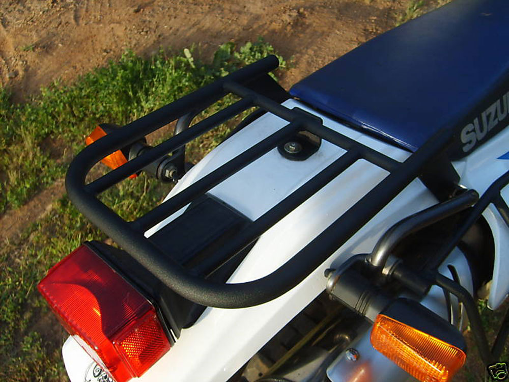 DR650 Rear Luggage Rack image 1