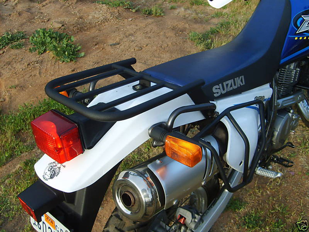 DR650 Rear Luggage Rack image 2