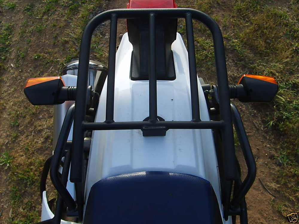 DR650 Rear Luggage Rack image 3