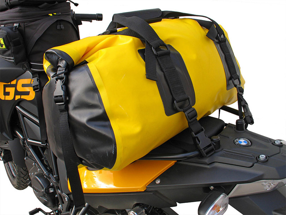 Pmr wolfman yellow dry large duffel bag expedition usd for Travel expedition gear