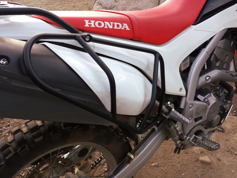 crf250l side luggage racks 2