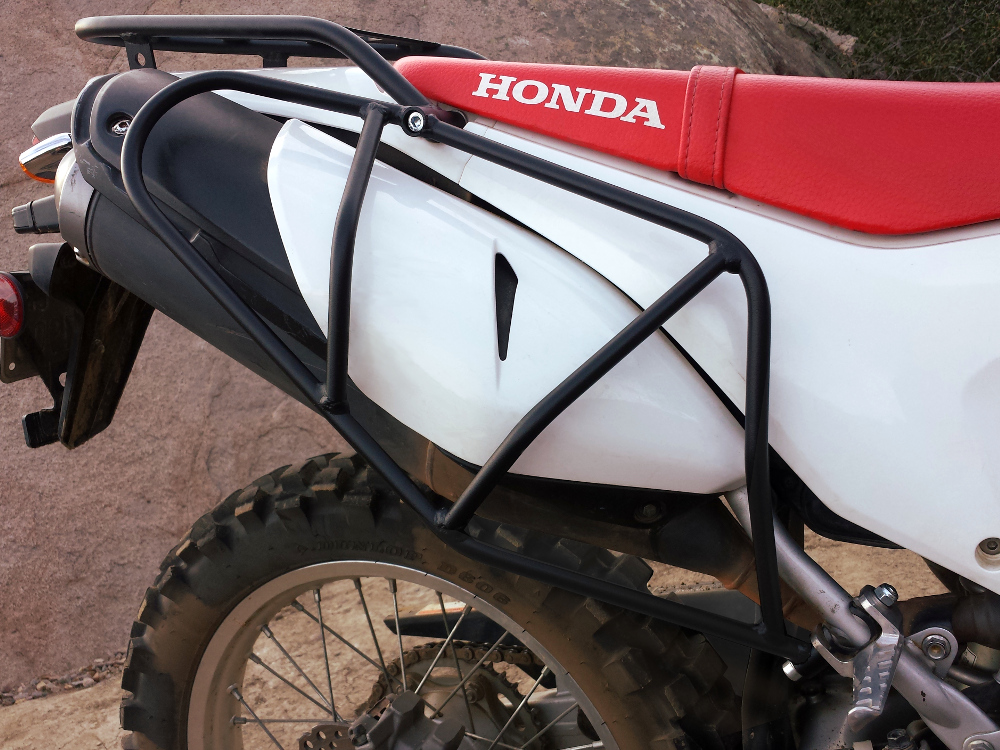 crf250l side luggage racks