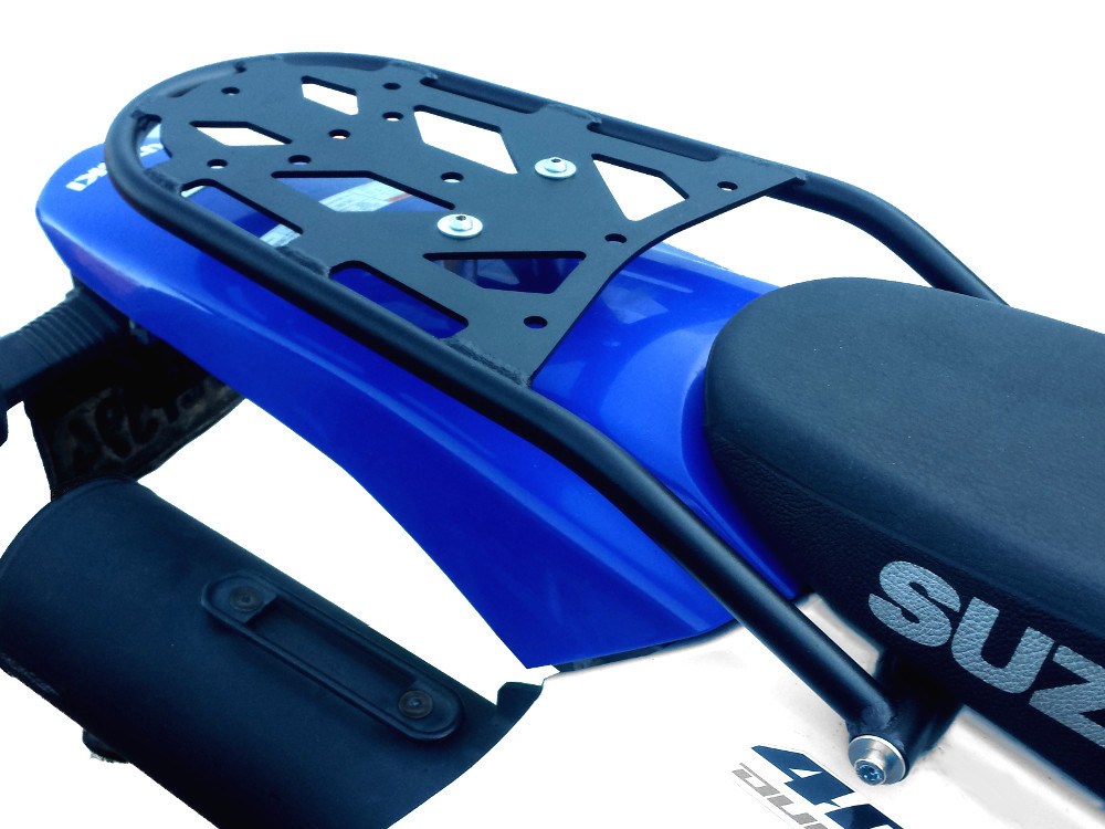 drz400s rear luggage rack