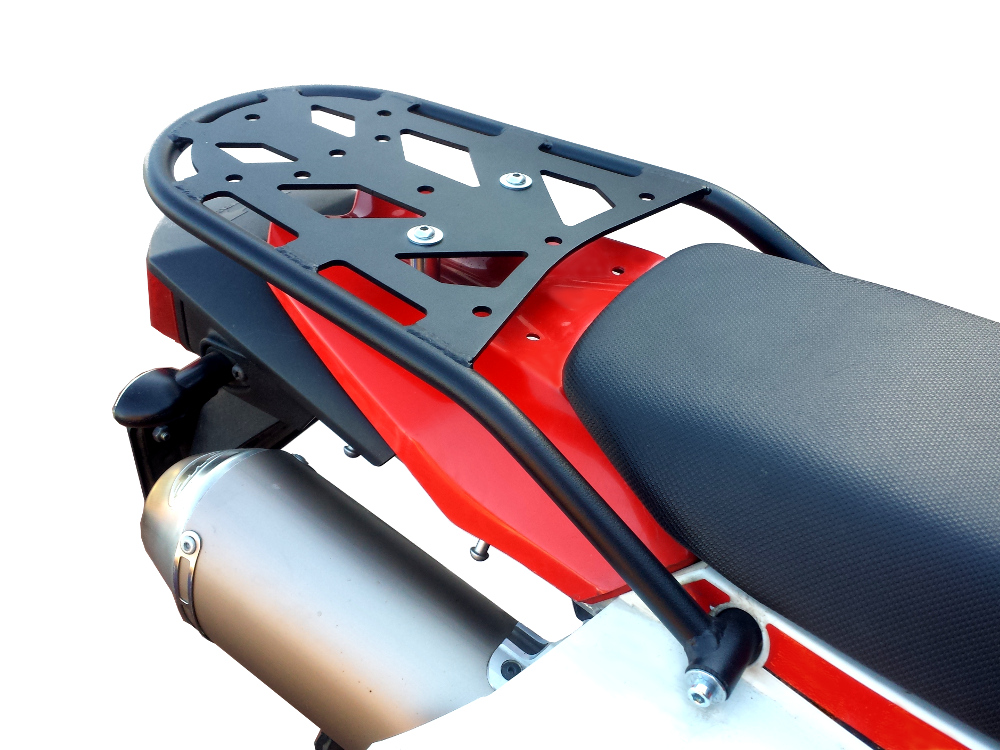 klx250s rear luggage rack
