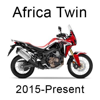 Africa Twin 2015 - Present