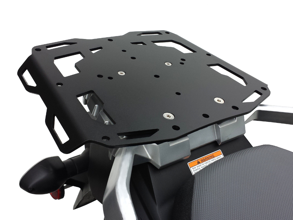 vstrom 1000 650 rear luggage rack