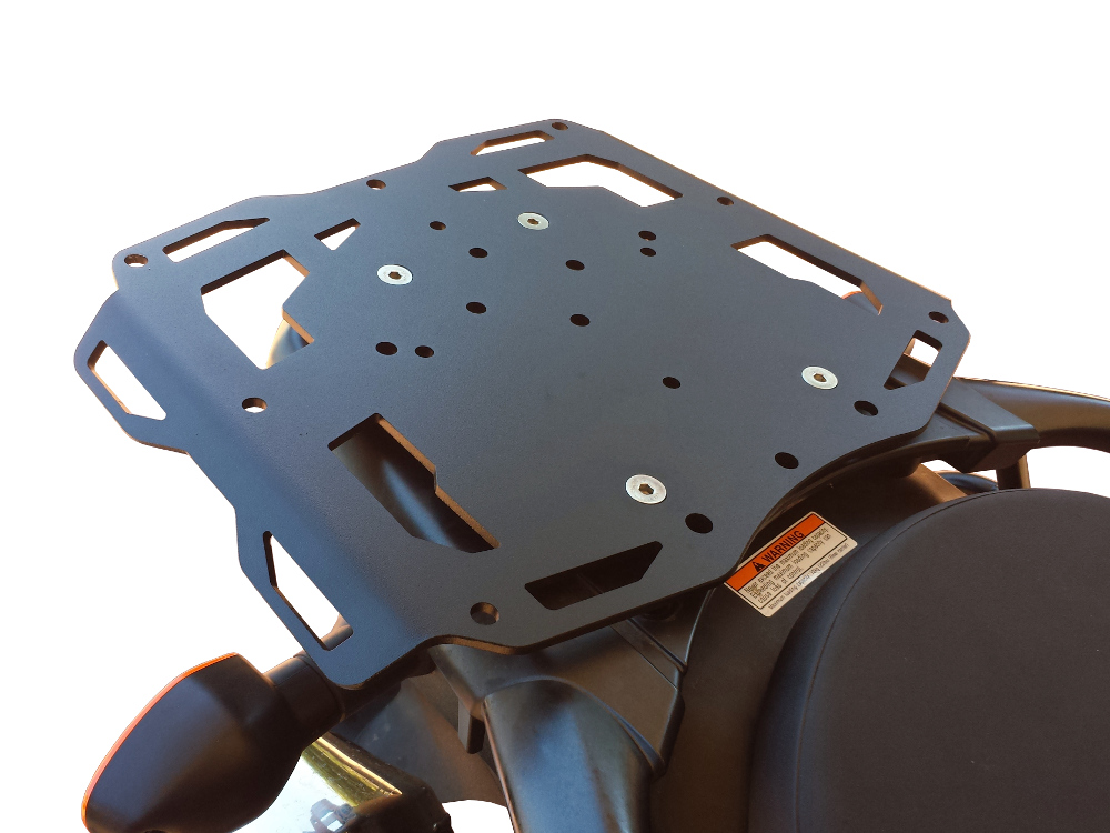 vstrom 1000 650 rear luggage rack 12-16