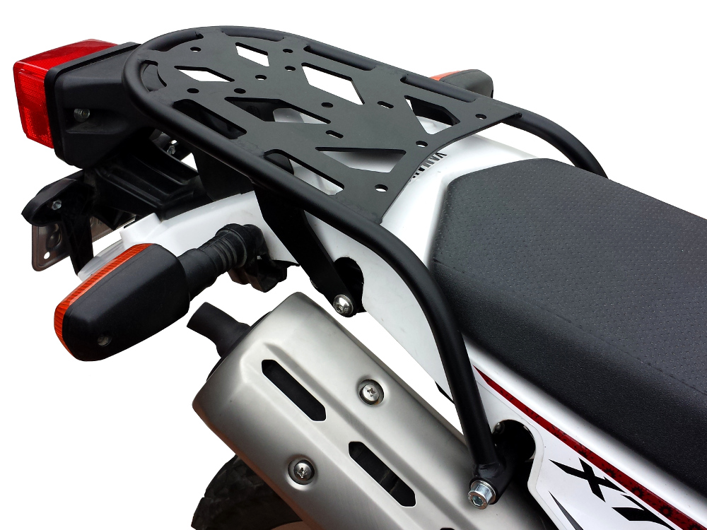 xt250 rear luggage rack
