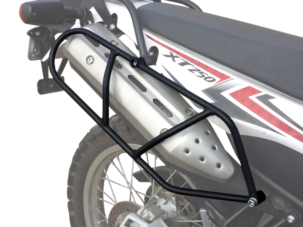 xt250 side luggage racks